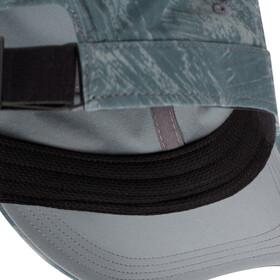 Buff Military Cap rinmann pewter grey